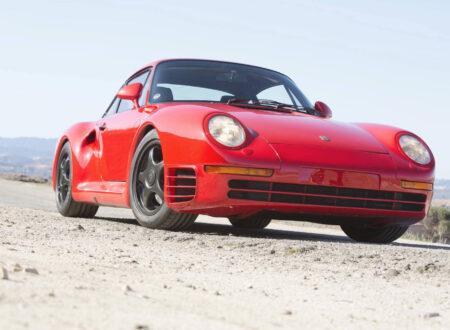 Porsche 959 14 450x330 - Porsche 959 Komfort