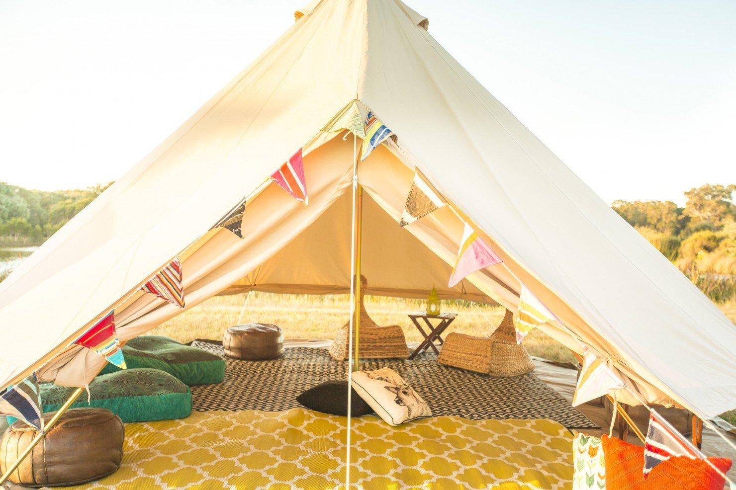 Sibley Canvas Tents 1