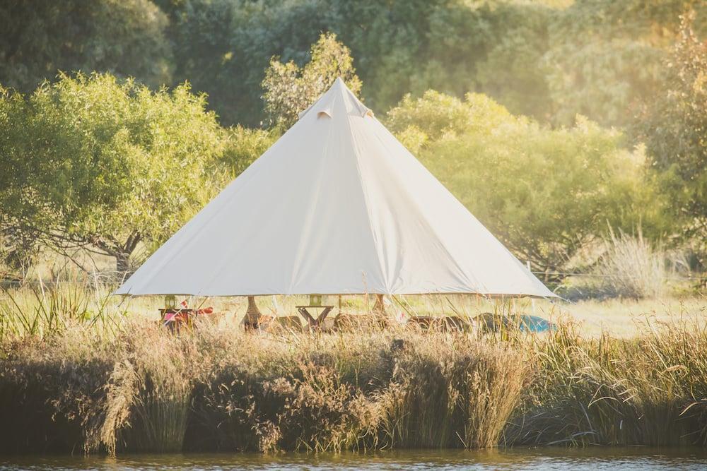 Sibley Canvas Tents 2