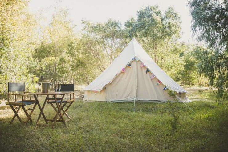 Sibley Canvas Tents 3