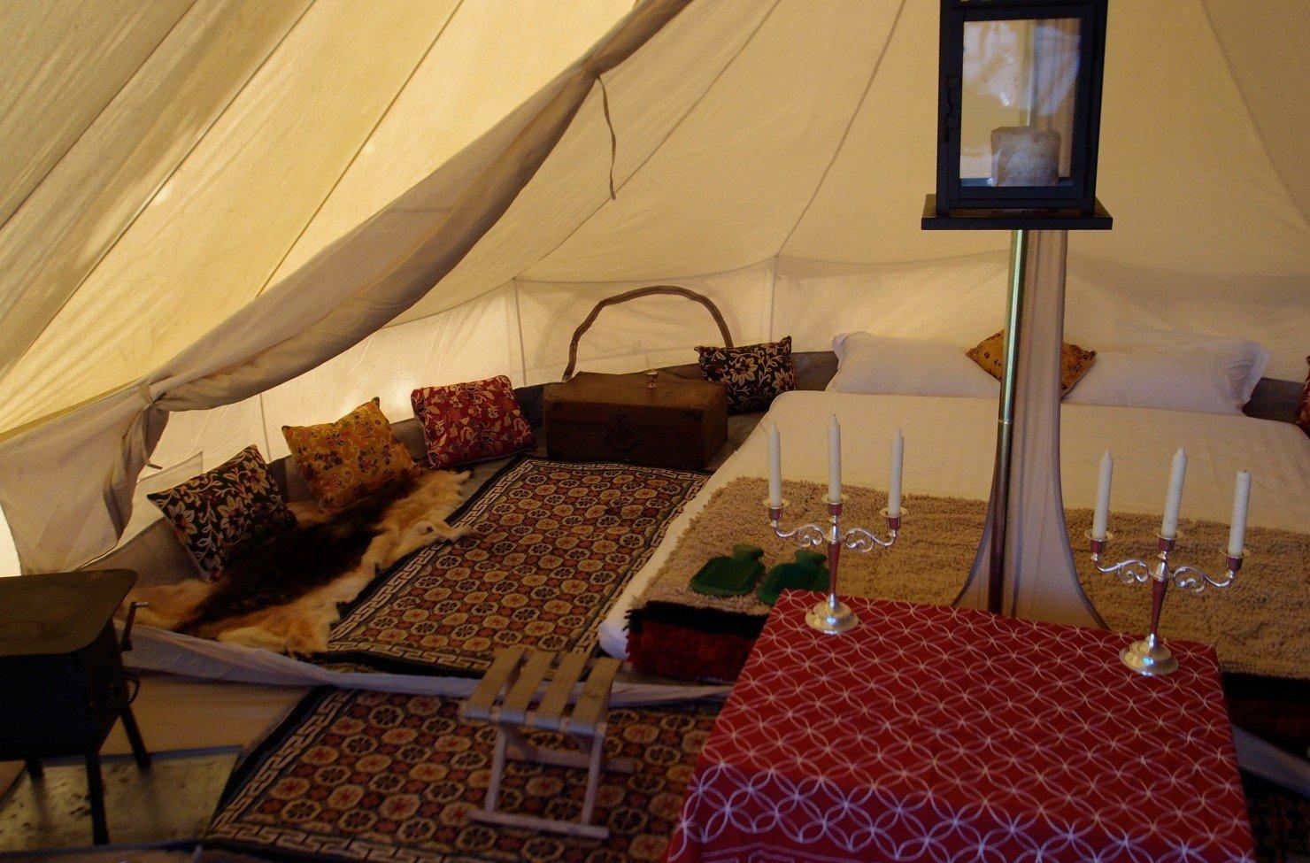 Sibley Canvas Tents 6
