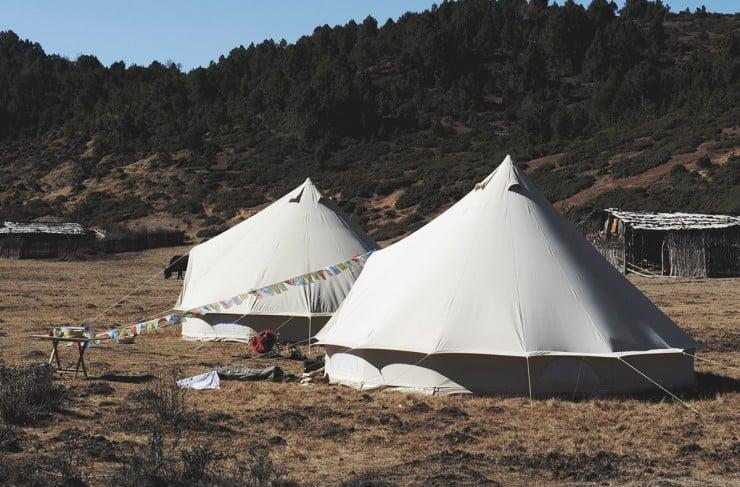Sibley Canvas Tents