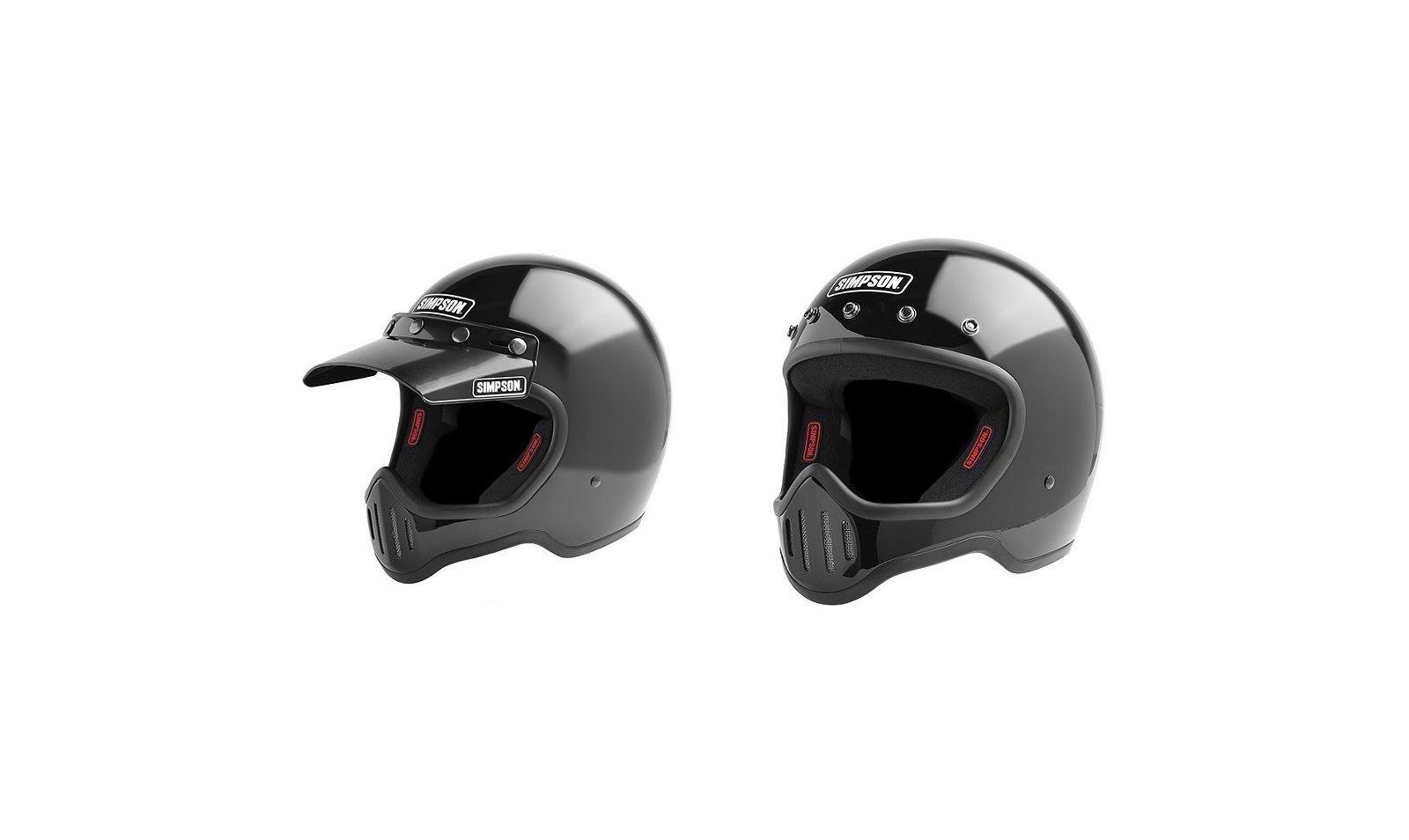Simpson Model 50 Helmet 1600x954 - Simpson Model 50 Helmet