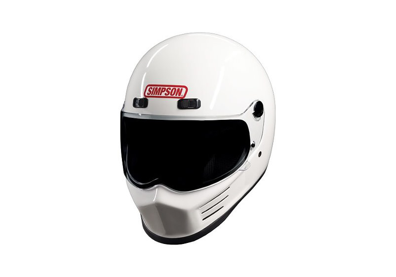 Simpson Street Bandit Helmet 1