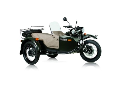 Sportsman 1 450x330 - Ural Sportsman Camp Wandawega Edition