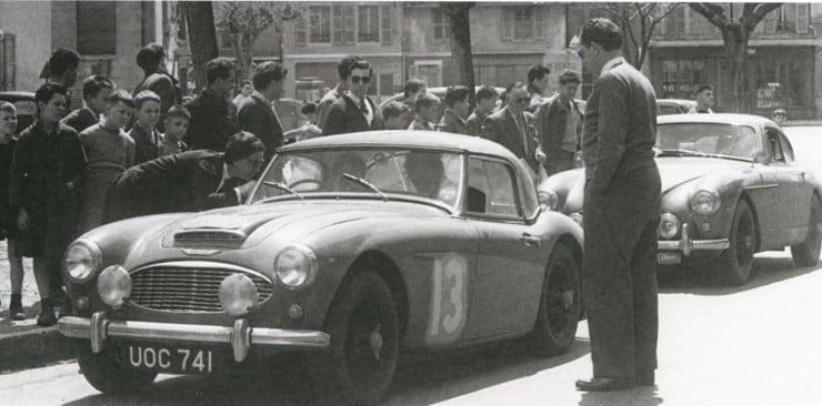 The 1958 Alpine Rally 2