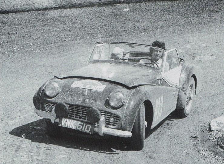 The 1958 Alpine Rally 4