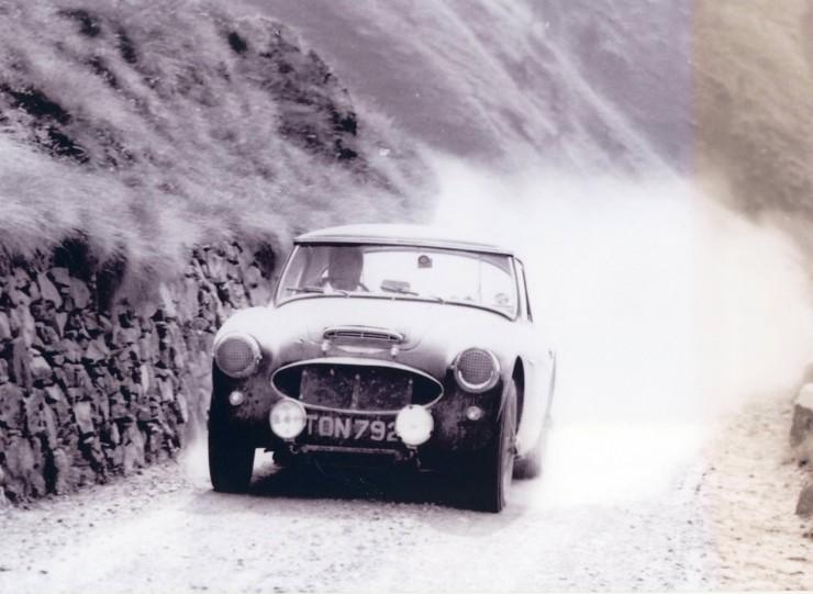 The 1958 Alpine Rally