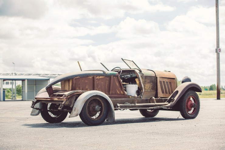Auburn Speedster 8