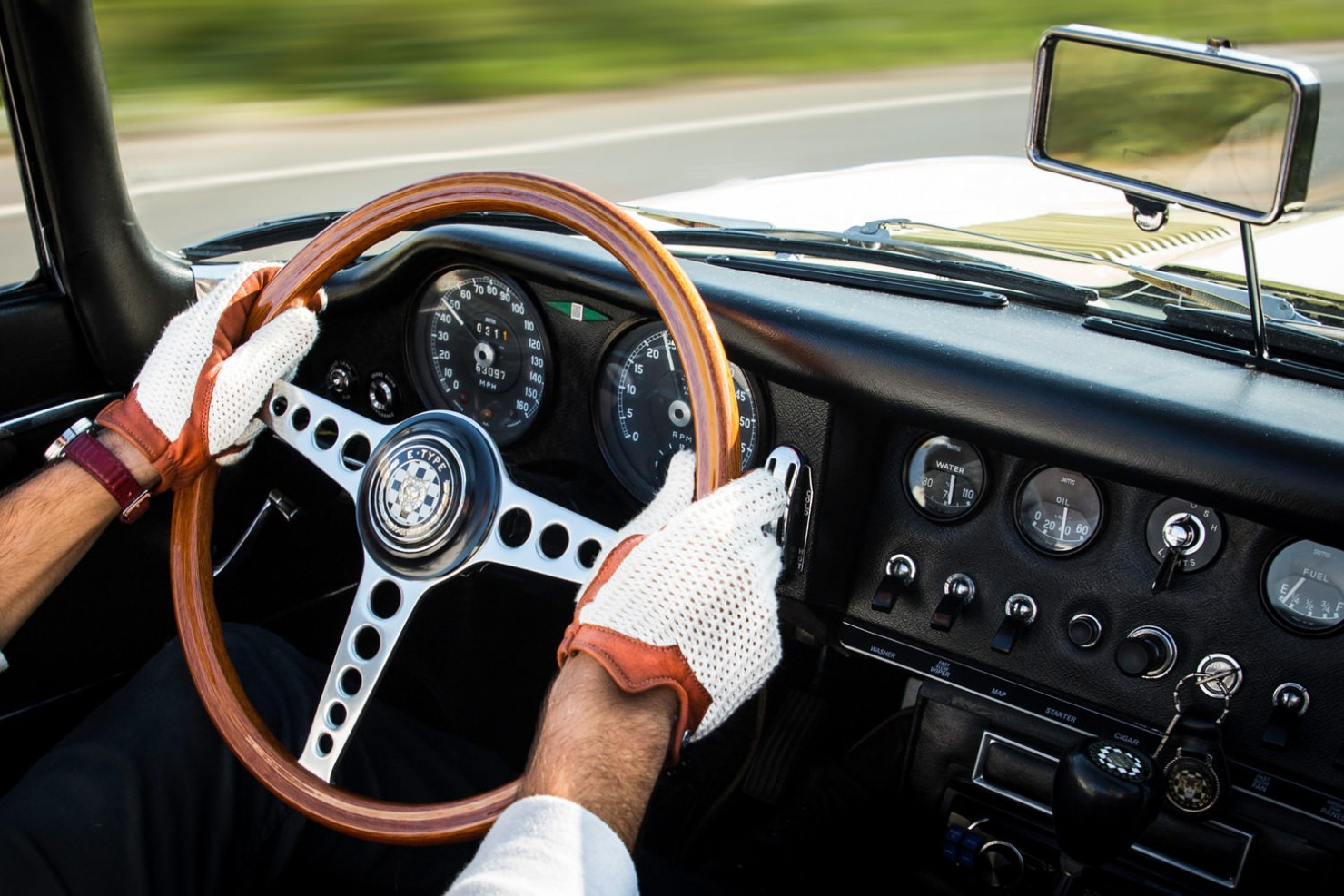 Autodromo Driving Gloves 5