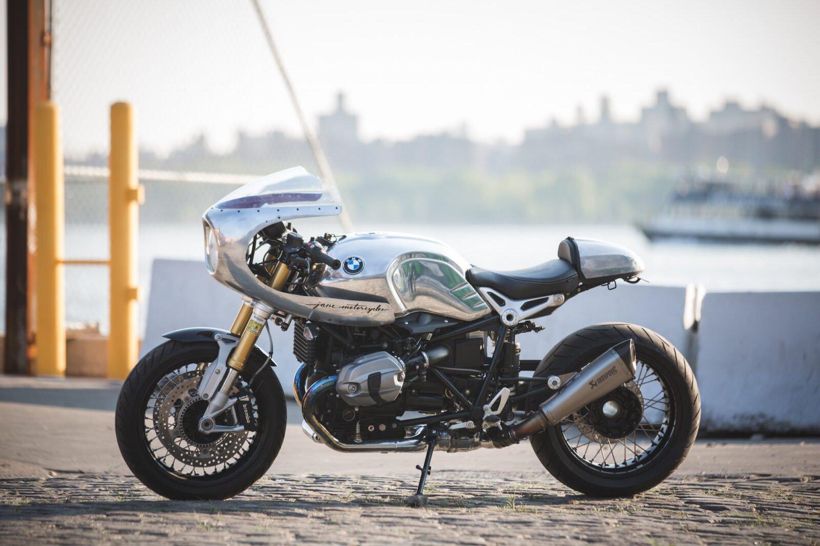 BMW R nineT Motorcycle 8 1600x1066 - BMW R nineT by JANE Motorcycles