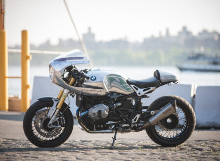 BMW R nineT Motorcycle 8 450x330 - BMW R nineT by JANE Motorcycles