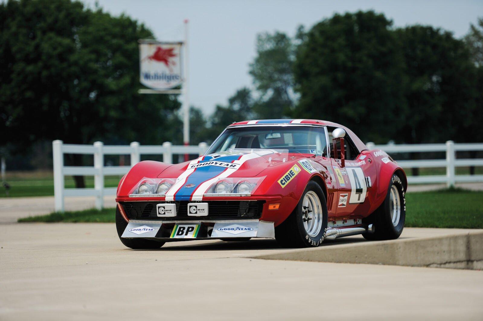Chevrolet Corvette 1 1600x1065 - Chevrolet Corvette L88 RED/NART Le Mans