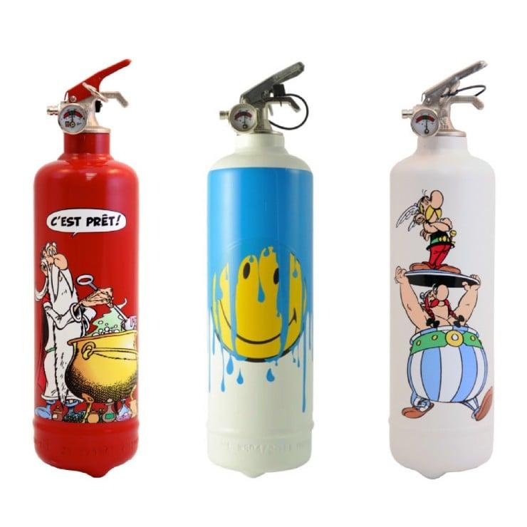 Designer Extinguisher