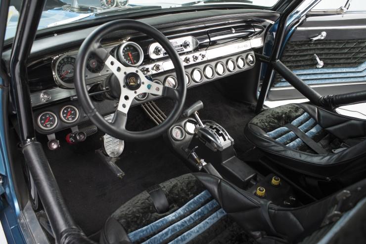 Dobbertin's Chevrolet Nova SS 3