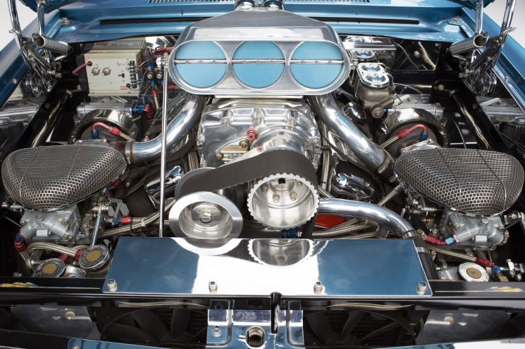 Dobbertin's Chevrolet Nova SS 4