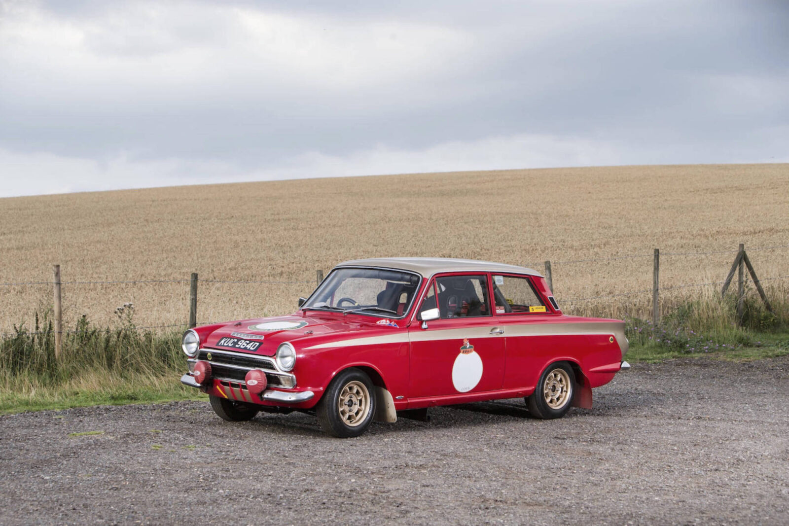 Ford Lotus Cortina 1 1600x1067 - Ford Lotus Cortina Mk1 Rally Saloon