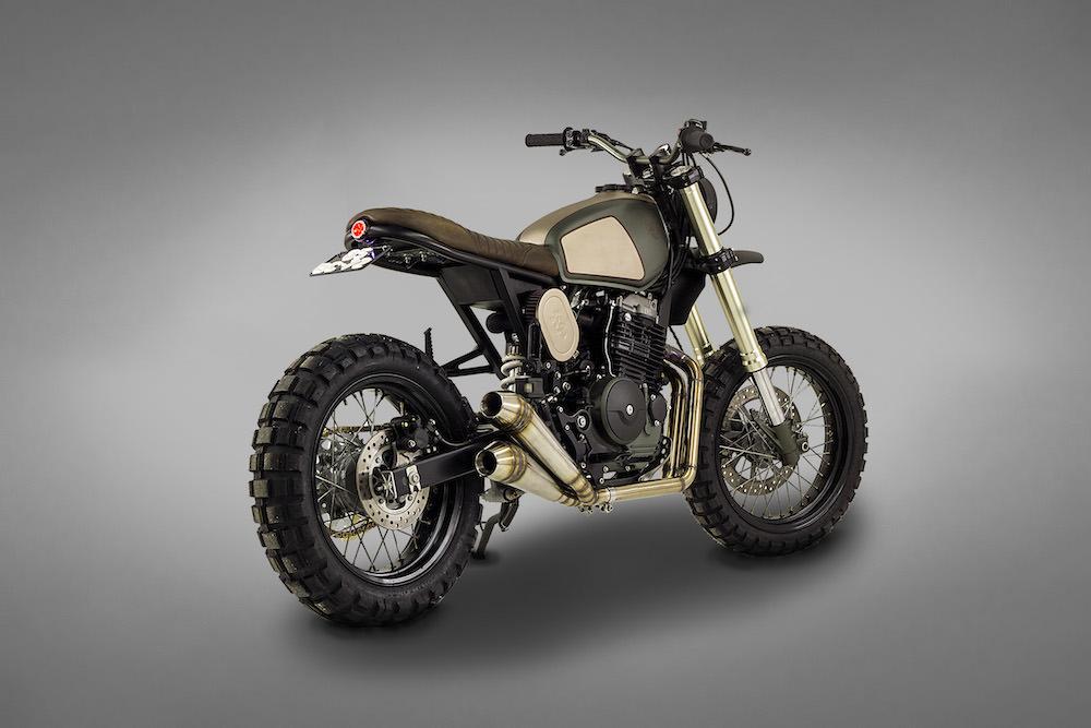 Honda FMX650 1