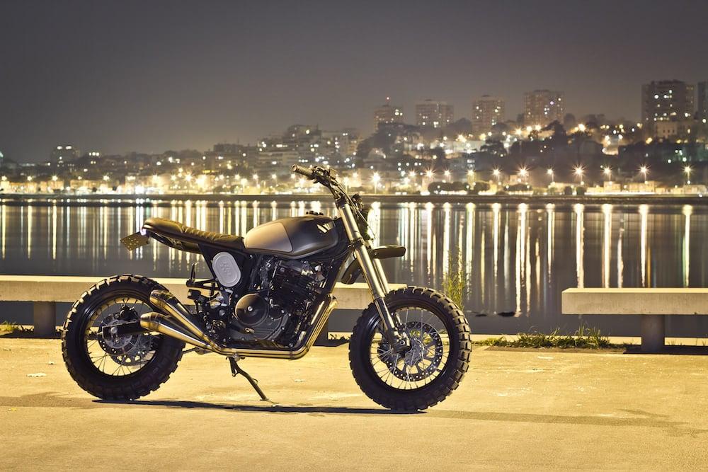 Honda FMX650 10