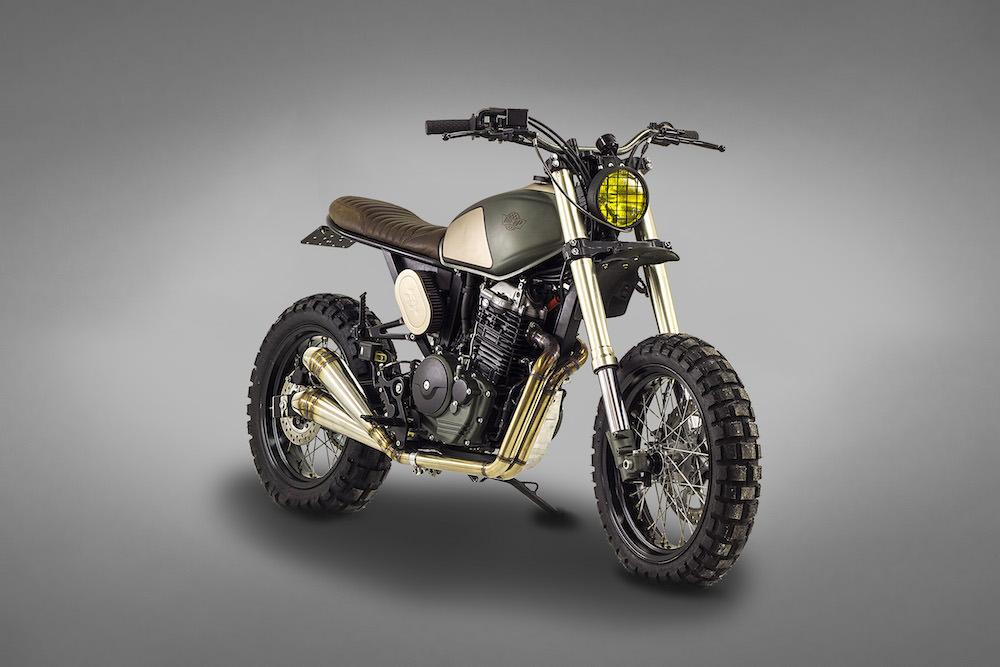 Honda FMX650 3