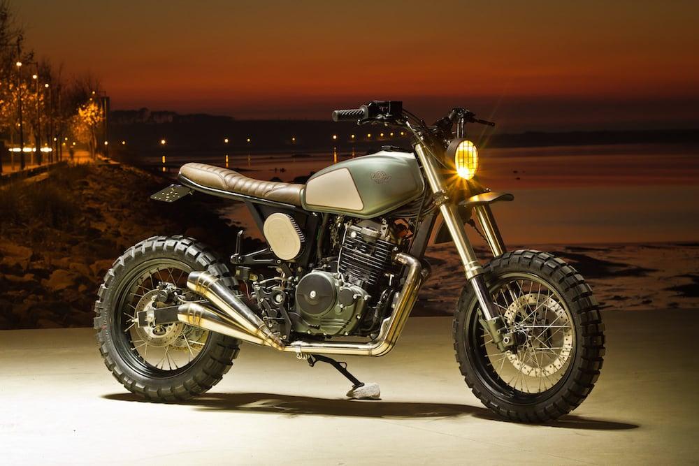 Honda FMX650 9