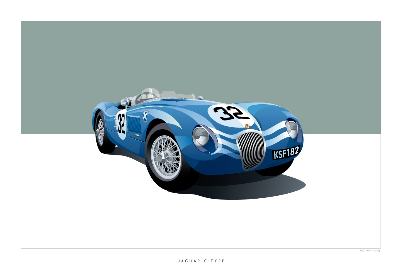 Jaguar-C-Type