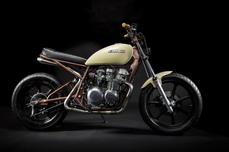 Kawasaki KZ550 1