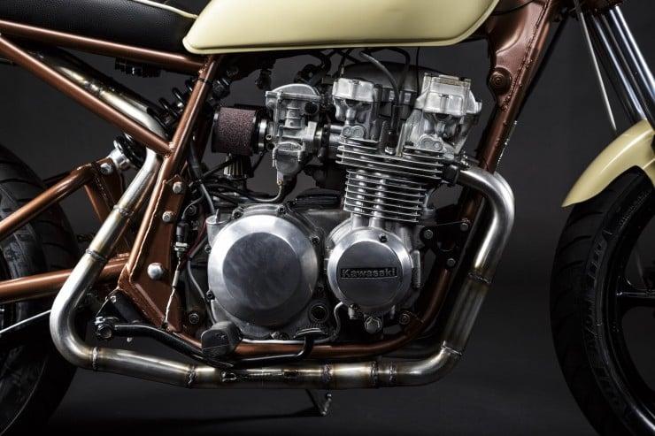 Kawasaki KZ550 2
