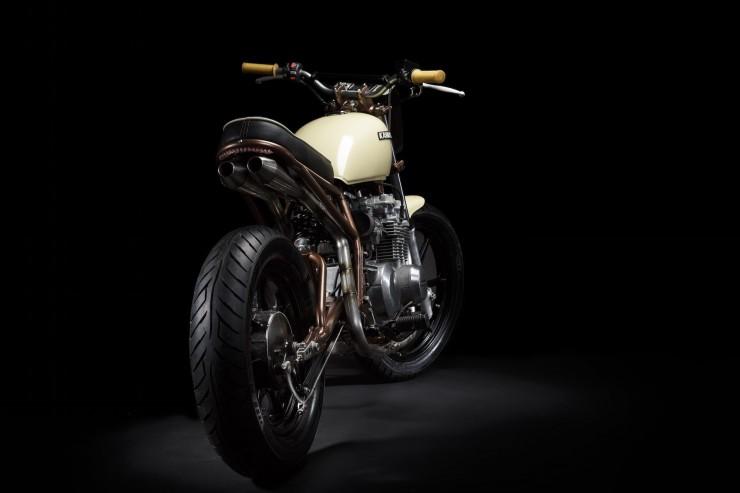 Kawasaki KZ550 4