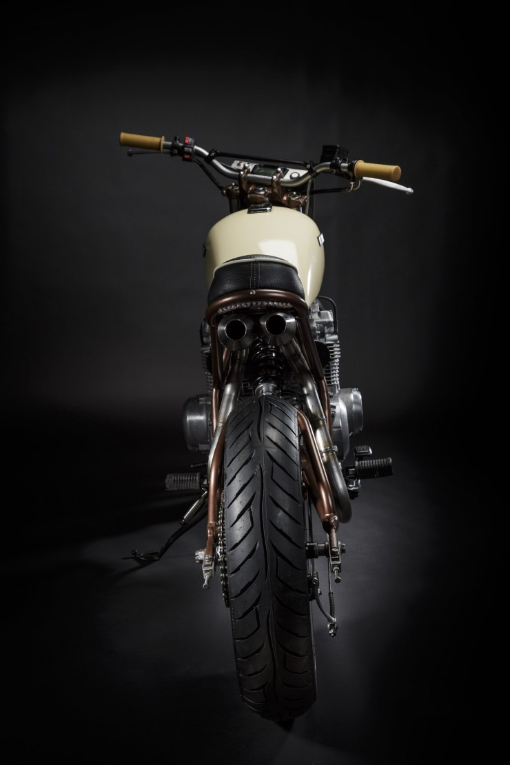 Kawasaki KZ550 5