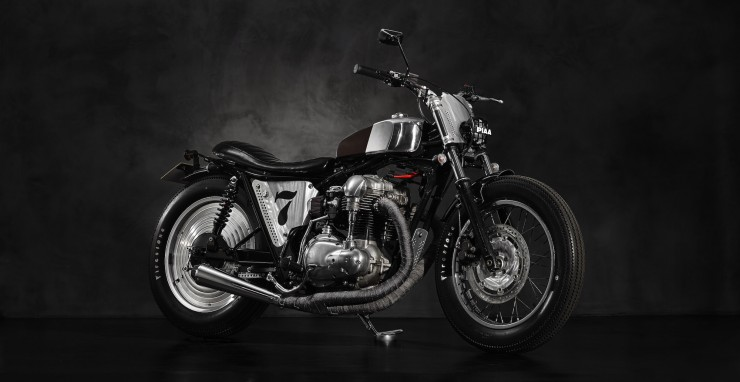 Kawasaki W650 Superrench by Angry Lane 1