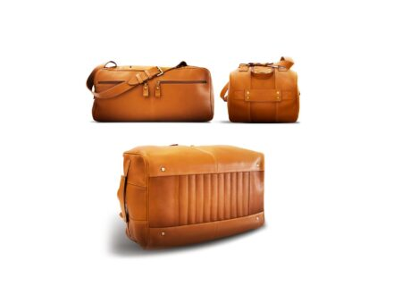 Leather Duffel Bag 450x330 - 4Style Leather Duffel Bag by Chivote
