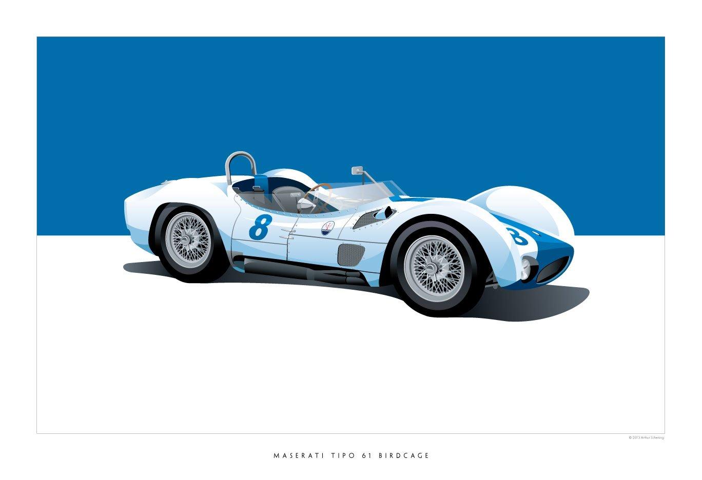 Maserati-Birdcage