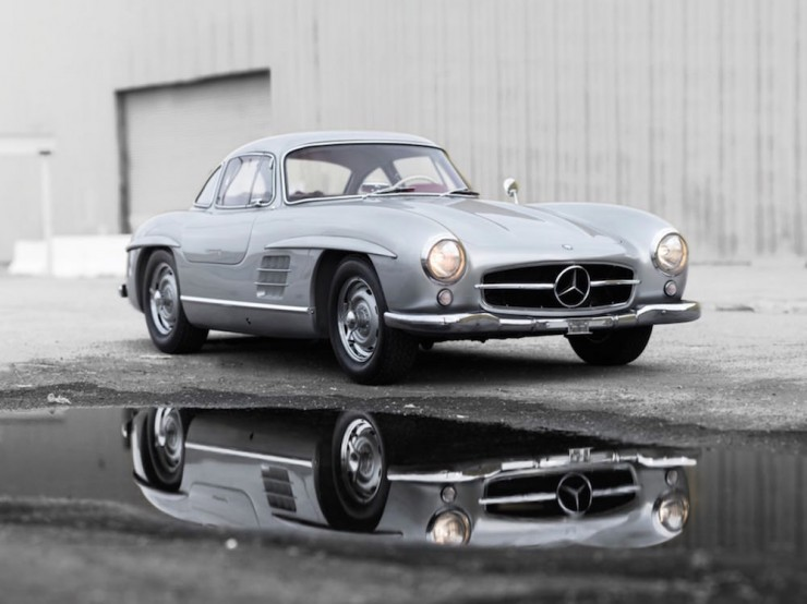 Mercedes-Benz 300 SL Alloy Gullwing