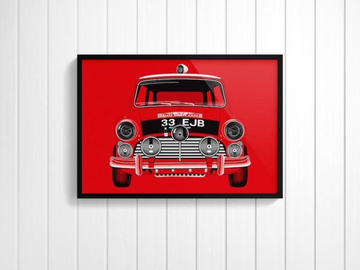 Monte Carlo Mini Poster 1