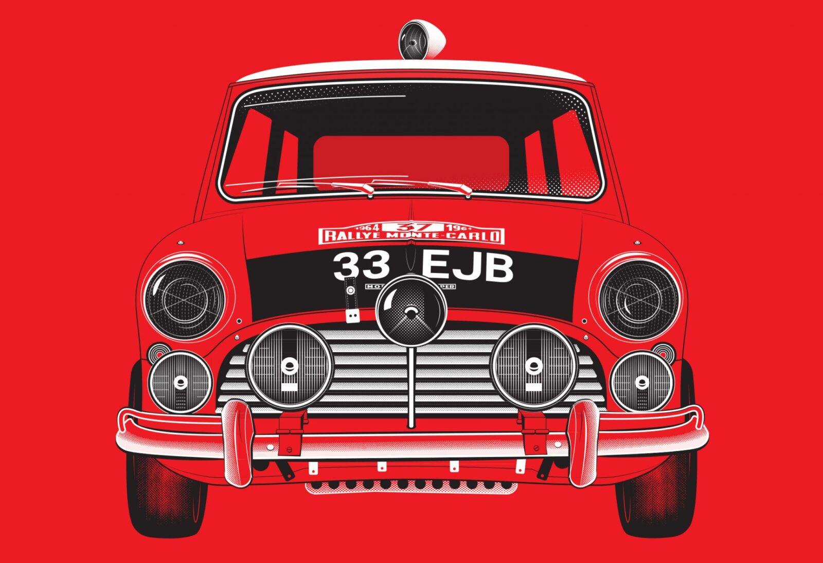 Monte Carlo Mini Poster 1600x1095 - Monte Carlo Mini Poster