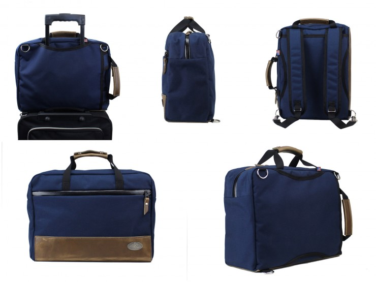 The Mission Briefcase