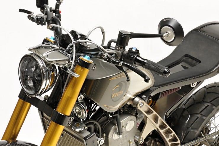 Zaeta Motorcycle 4