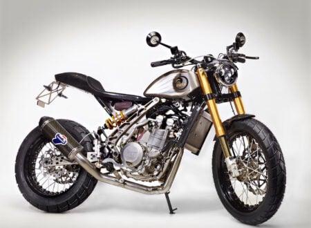 Zaeta Motorcycle 450x330 - Zaeta 530 SE Flat Tracker