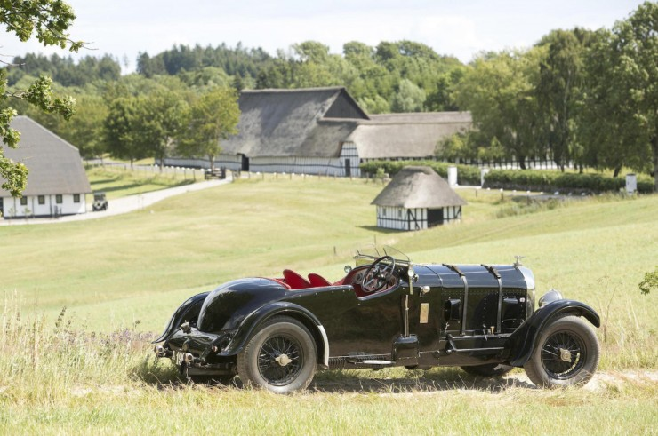 Bentley 6.5 Litre 1