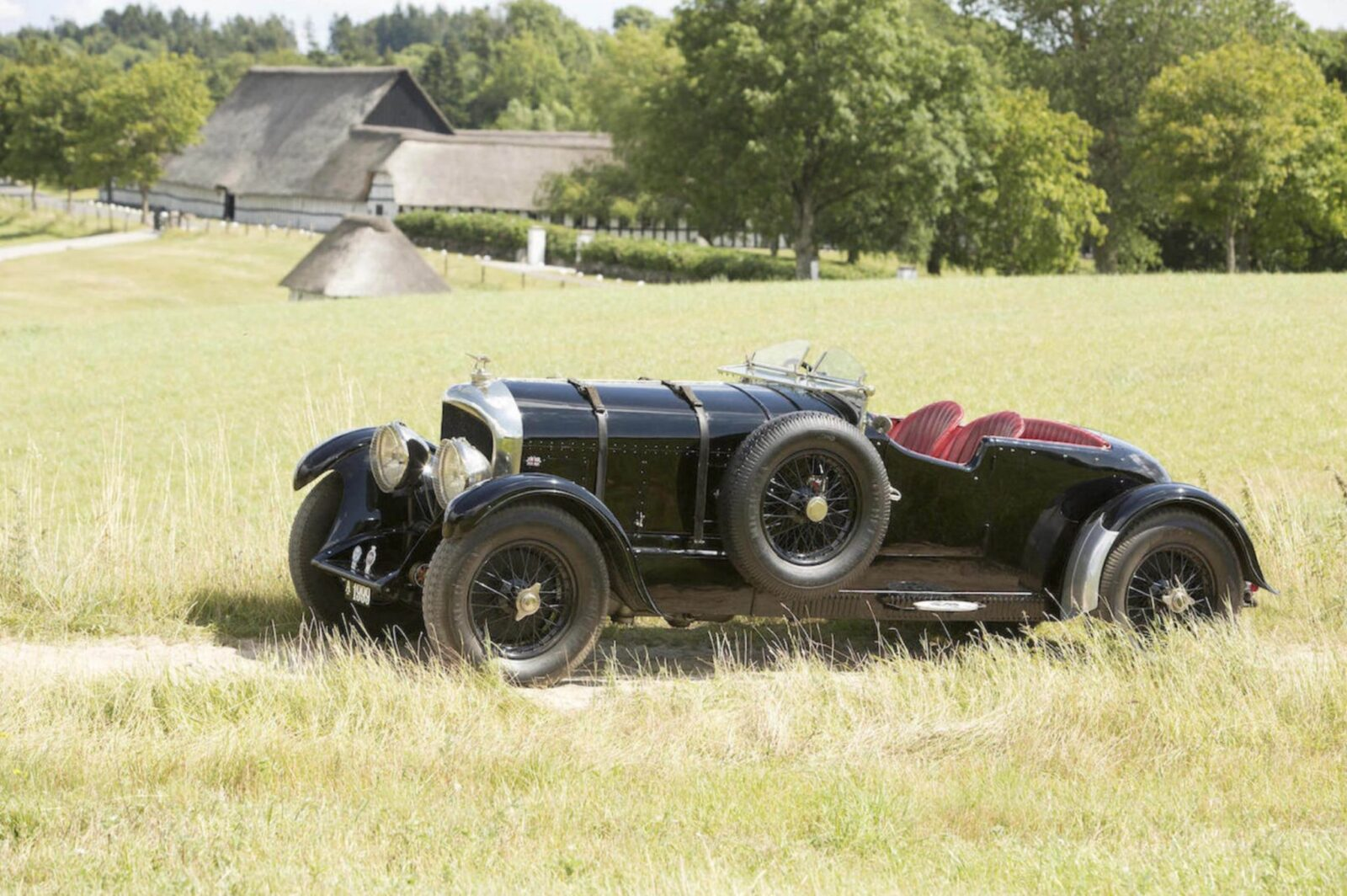 Bentley 6.5 Litre 1600x1064 - Bentley 6½ Litre Bob Tail