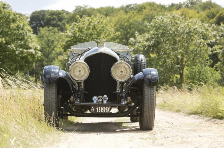 Bentley 6.5 Litre 2
