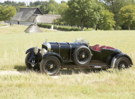 Bentley 6.5 Litre 450x330 - Bentley 6½ Litre Bob Tail