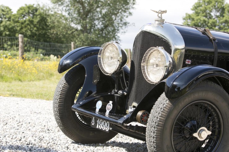 Bentley 6.5 Litre 8