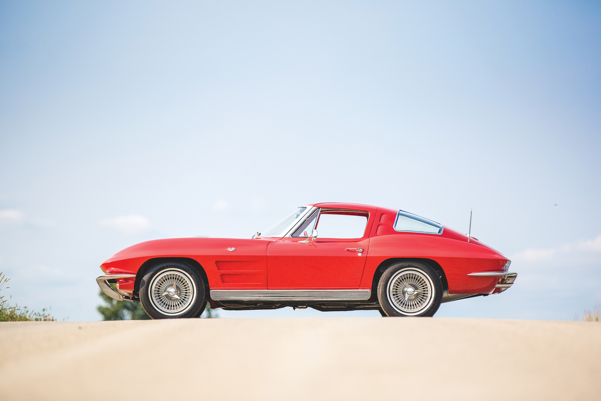 Split Window Corvette >> 1963 Chevrolet Corvette Sting Ray