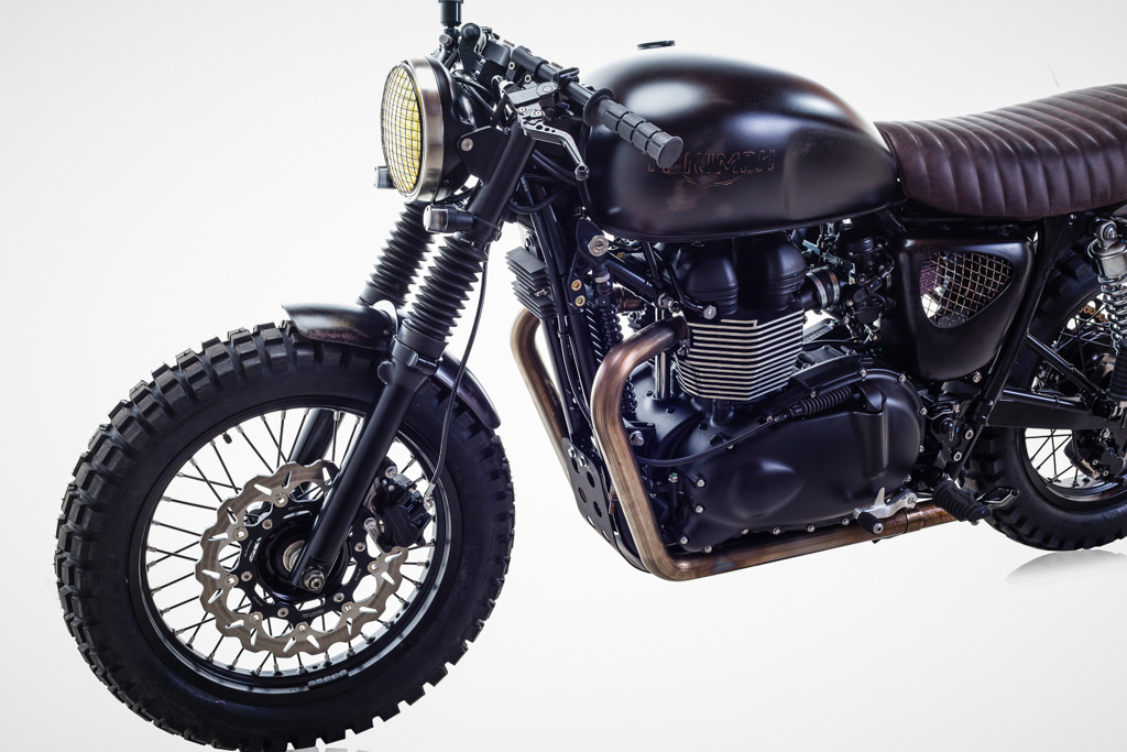 David Beckham's Triumph Bonneville. Wiring. Classic Triumph Motorcycle Engine Diagram At Scoala.co