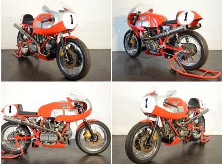 Ducati 900SS Motorcycle