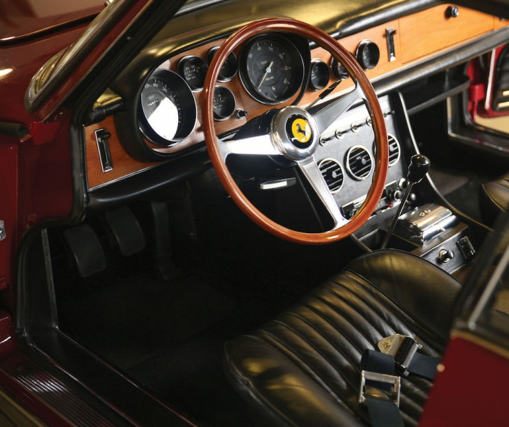 Ferrari 330 GTC 3