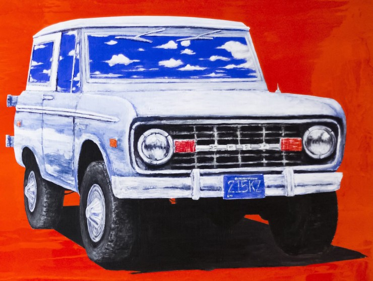 Ford Bronco by Keith Ogren
