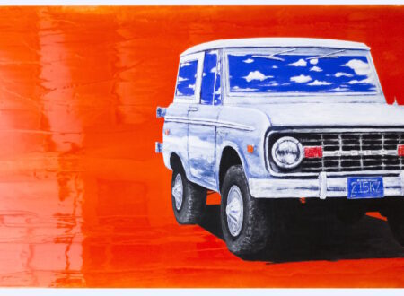 Ford Bronco by Keith Ogren Art 450x330